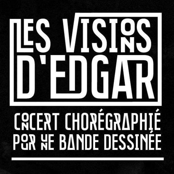 Les visions d'Edgar - Gwendal briec - Arthur guillemot - Musicien - compositeur - sound design - piano - guitare - pianiste - guitariste - spectacle